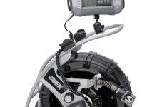 iPEK Agilios AR II potisna kamera za pregled cevovodov