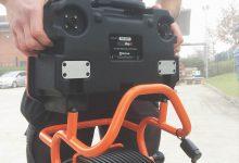 Mini-Cam SoloPro+ Potisna kamera za pregled cevovodov - ležišče kontrolne enote