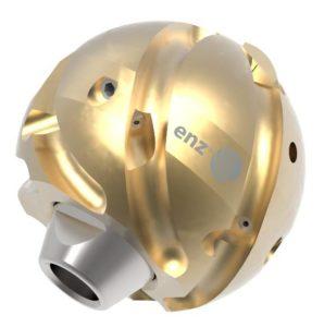 Glave za čiščenje cevovodov Enz - Rezkalna krogla