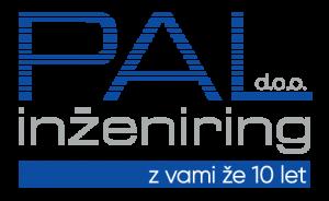 PAL Inženiring d.o.o. - Z vami že 10 let