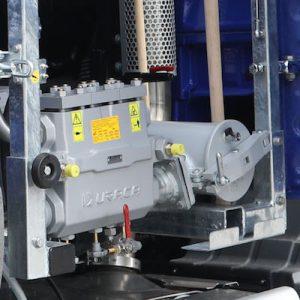 Komunalna nadgradnja FFG Elephant - VT črpalka Uraca