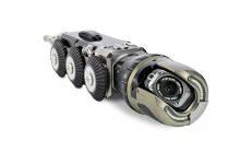 iPEK Rovion kamera za pregled cevovodov s PTP70II kamero