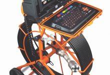 Mini-Cam SoloPro+ Potisna kamera za pregled cevovodov z aksialno glavo kamere
