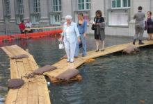 Cevna protipoplavna zaščita Beaver