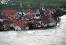 Lamelna protipoplavna zaščita IBS - Oberansdorf