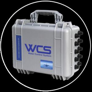 Naprava za meritve pretokov WCS