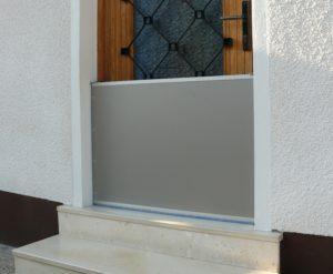 Panelna protipoplavna zaščita WHS - protipoplavna zaščita vrat