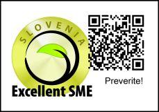 PAL Inženiring d.o.o. - Excellent SME Certifikat