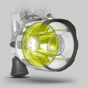 Kamera za hitre preglede cevovodov QuickView - Haloptična osvetlitev