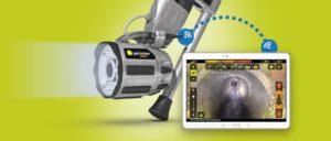 Kamera za hitre preglede cevovodov QuickView